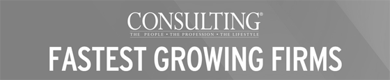 Consulting Fastest Growing Firms